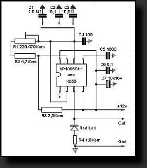 подмотка спидометра уаз схема aoki